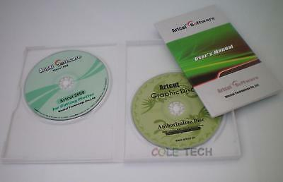 ARTCUT 2009 Pro Software for Sign Vinyl plotter cutter cutting plotter 9