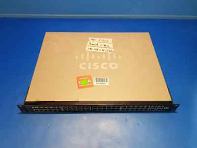 CISCO 48-port 10/100 PoE+ Managed Switch (SF300-48PP-K9-NA)
