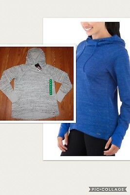 Ladies Avalanche Hoodie Jumper, Thermal Mid Layer. Light Weight For Travel