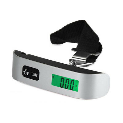 50kg-Digital Travel Weighing Luggage Scales Handheld Electronic For Suitcase-AI8