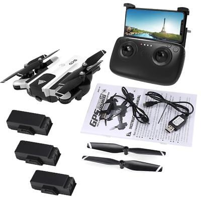 SG900-S Folding 1080P 5G Wifi FPV Camera GPS Altitude Hold RC Drone Quadcopter
