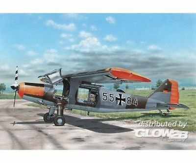 Special Hobby 100-SH72327 Dornier Do 27 German,Spanish and Belgian Service in 1: