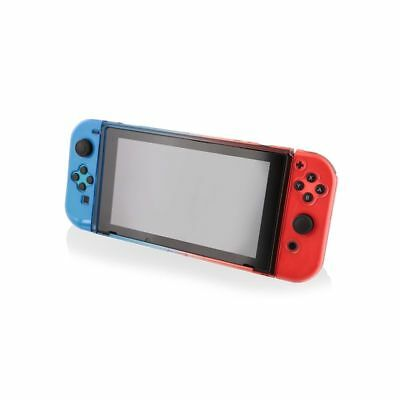 Nyko Thin Transparent Protective Case for Nintendo Switch Console & Joy-Cons