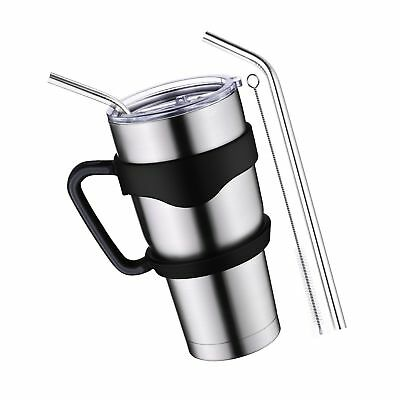 Homitt Insulated Tumbler 30 oz Double Wall Vacuum 18/8 Stainless Steel Tumble...