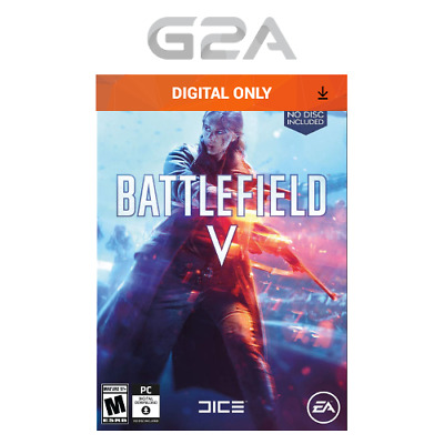 Battlefield V 5 Key [PC Game] EA ORIGIN Download Code BF5 AU/US