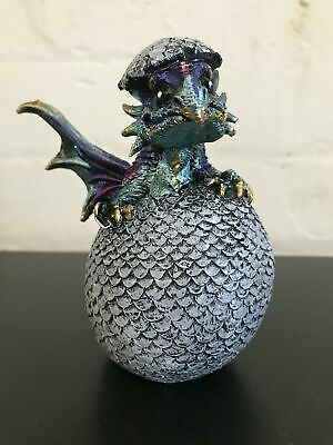 Baby Dragon A : Fantasy Art Figurine