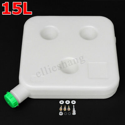 15L Plastic Fuel Oil Gasoline Tank For Car Auto Truck Air Diesel Parking Heater