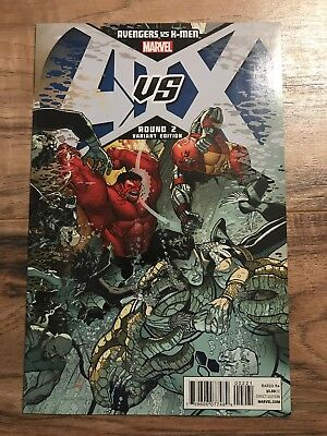 NM MARVEL X-MEN #6 VARIANT HIGH GRADE AVENGERS VS