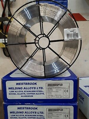 Welding Wire - Aluminium Filler Wire AW-4043 7KG 0.8MM Diameter