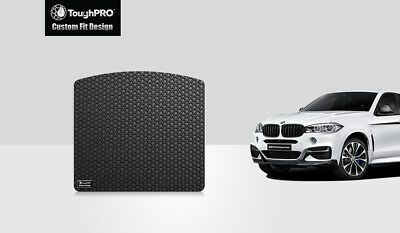 ToughPRO All Weather Heavy Duty Custom Fit For 2014-2019 BMW X6 Cargo Mats