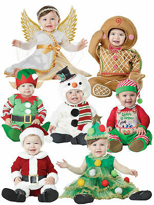 Boys Girls Baby Toddler Fancy Dress Up Costume Christmas Infant 12 18 24 Months