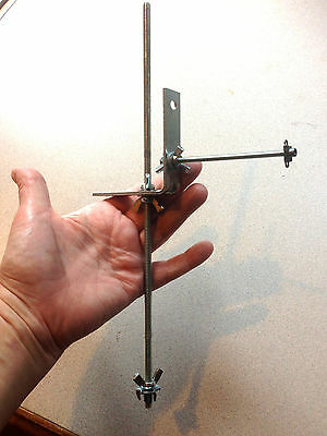 M00246 MOREZMORE Hardware ONLY for Sculpting Lock-It Armature Stand