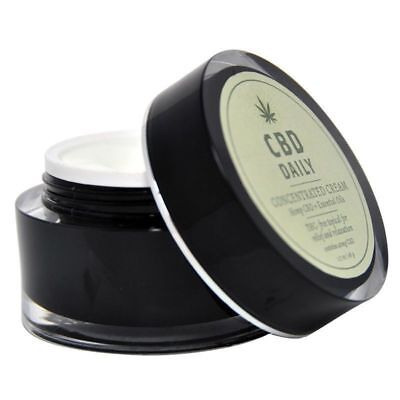 Earthly Body Daily Intensive Cream - 1.7oz