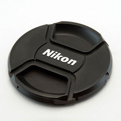 Nikon Lc-52 Stil 52mm Center Pinch Clip On Objektivdeckel für mit Kappe Hälter