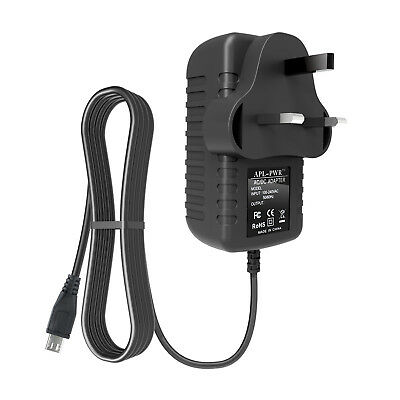 6.5 Ft AC Adapter Charger Cord for Samsung Galaxy Tab S2 9.7 SM-T810 SM-T817A