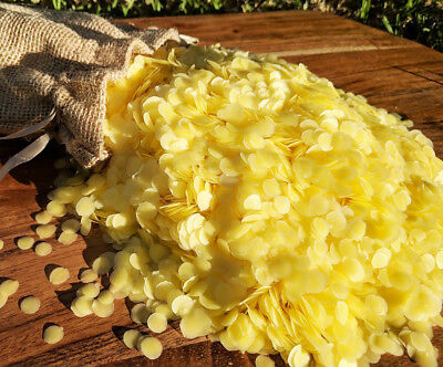 Pure Australian Organic Beeswax Pellets Candle Soap Cosmetic Food Wrap Bees Wax