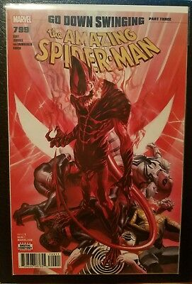 Amazing Spider-Man #799 Red Goblin Alex Ross Cover NM