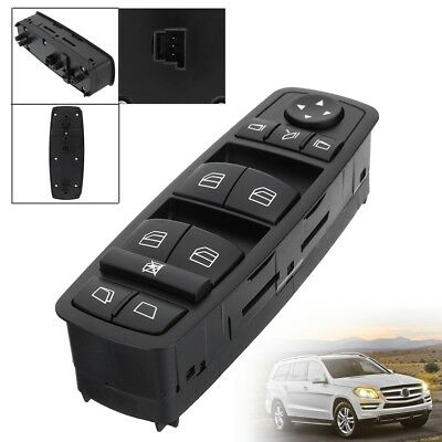 Left Electric Window Switch Fits For Mercedes Benz GL R Class GL350 GL450 GL550