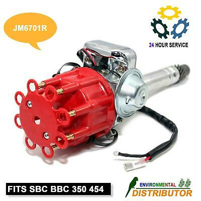 Chevy SBC BBC Ready to Run Electronic Ignition Distributor 350 454