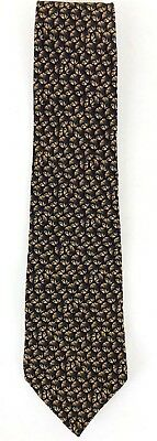 Jerry J. Garcia Men's Necktie Tie Clockworks Collection Eight 100% Silk USA Made