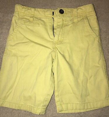Shorts Cherokee Youth Size 6 Yellow (A28)