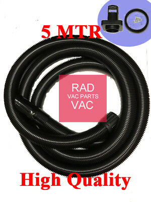 Gutter Vac Hose Universal Vacuum Hose 51MM 2 Inch 5M Metre Incl Machine Fitting