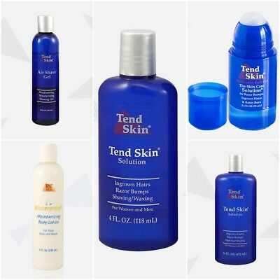 Tend Skin Solution, Shave Gel, Roll On, Moisturizer.... All Product Available