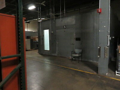 Bally Engineered Structures Model BSC Walk In Cooler DFRN 30' X 20' X 10' Inside