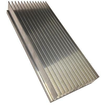 Large Transistor Heat Sink TO3 TO247 TO220 Aluminium 250x111x33mm