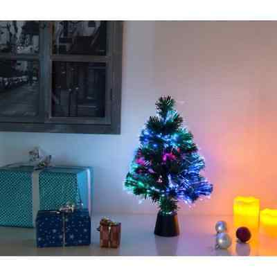 weihnachtsbaum led glasfaser k nstlicher tannenbaum. Black Bedroom Furniture Sets. Home Design Ideas