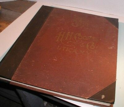 1905 H.H. Cooper & Co., Utica NY Suit and Outer Wear Sample Catalog