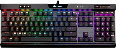 CORSAIR - K70 RGB MK.2 LOW PROFILE RAPIDFIRE Wired Gaming Mechanical CHERRY M...