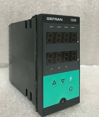 Gefran 1200 Configurable Temperature Controller