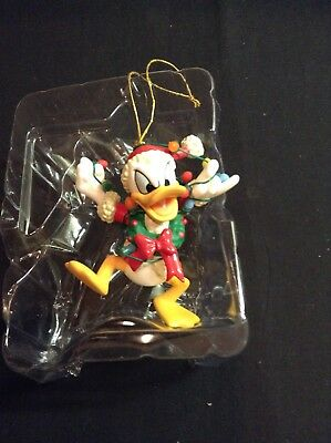 "Matrix 1996 Looney Tunes ""Daffy Duck Skating"" Christmas Ornament - Original Box"