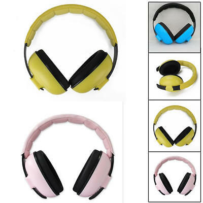 3 COLOURS BABY Childs Banz Ear Defenders Earmuffs Protection 3months+ Boys Girls