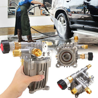 3600PSI 4.8KW Pressure Washer Pump for Honda Excell Auto Lotion 9L/M 0.7'' Shaft