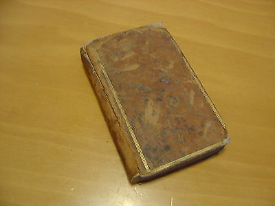 "Rare  Vintage /antique Book "" Oeuvres De Racine Tome Second A Paris 1822"
