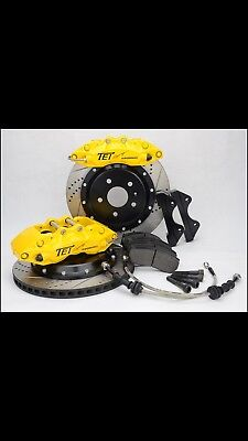 Honda civic any model 6 pot 355mm Big Brake Kit type r, vtec petrol,diesel
