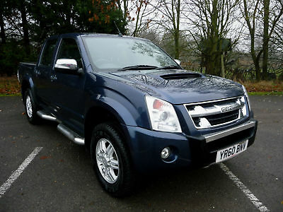 Isuzu Rodeo 3.0Crd Auto Denver Max Plus 4Wd 1 Owner 97K S/hist Inc Vat