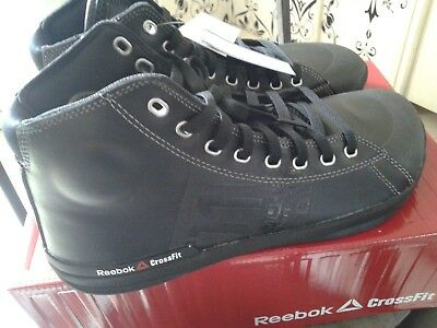 Tige9 Reebok 43 CrossfitRcf Noir Cm Montantes De 5 Chaussures 41amp; Taille 9DWEeY2IH