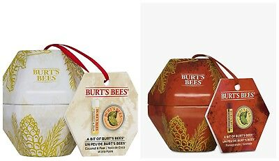 Burt's Bees Bit of Burt's Bauble Double Pack (Coconut & Pear, Pomegranate) Gift