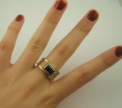bague or taille 52