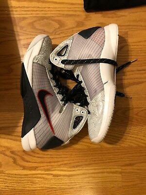 release date 2d256 aa234 Nike Hyperdunk 2008 USA Olympic United We Rise size 11