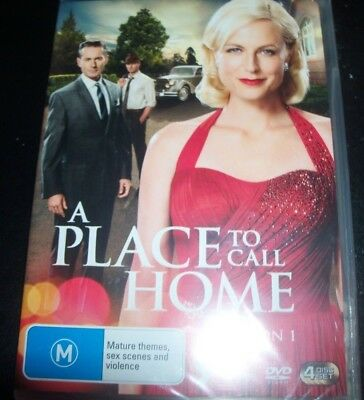 A Place To call Home The Complete First Series Season 1 (Aust Reg 4) DVD - NEW