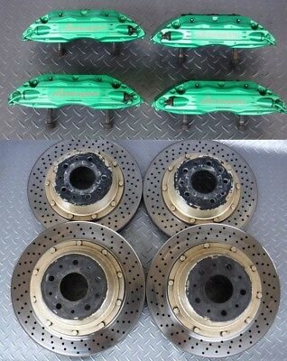 BREMBO CALIPER BRAKE Rotors 355mm Lamborghini Diablo 2000 car