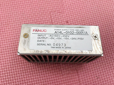 1PC  Fanuc Power Supply A14L-0102-0001/A In Good Condition