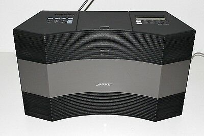Bose Acoustic Wave Music System II - Home Audio Shelf Stereo CD Player