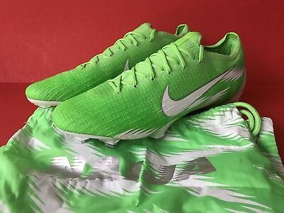 online store 747a0 8f9b9 Nike Mercurial Vapor Elite 360 FG ID NAIJA World Cup Size 12 Mens