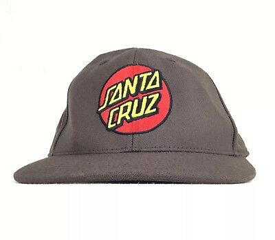 153107d052a SANTA CRUZ HAT Cap California Trucker Snapback USA Embroidery Unisex ...