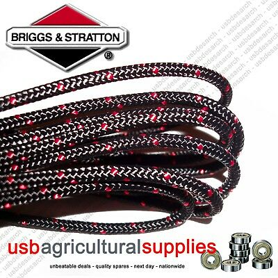 Genuine Briggs 3.6Mm X 1.35 Mtr Metres Pull Starter Cord Rope 790966 Engine